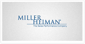 Miller Heiman - Sales Excellence coaching & consulting